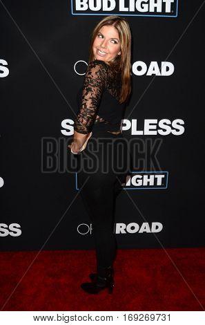 LOS ANGELES - JAN 5:  Fernanda Kelly at the