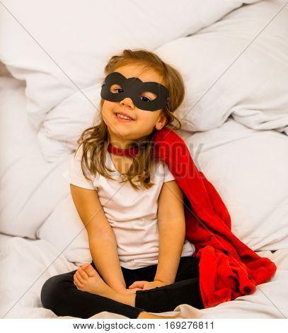 The Girl Super Hero