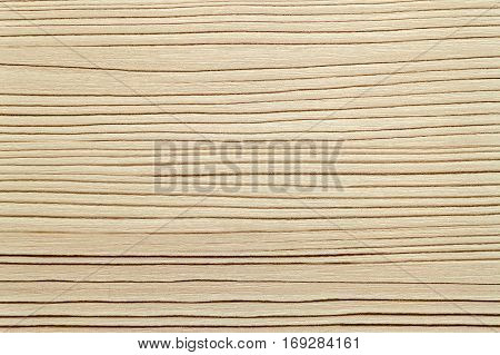 Veneer Plank floor texture. Tabletop Pastel Wooden Surface. Light Wall Board Panel Pattern Cracked Material Background Sepia Vintage