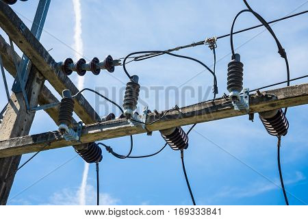 Transformer And Electrical Joints