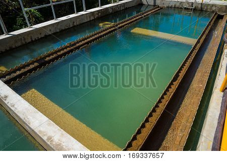 Water Treatment Process And Water Treatment Plants