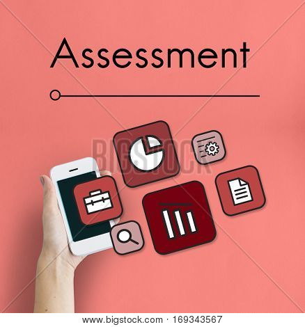 Assessment Strategy Evaluation Prioritize Icons