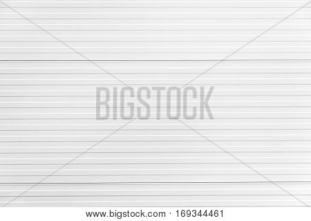 White Texture. Sheet Metal