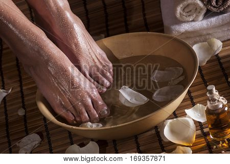 Foot Spa Treatment
