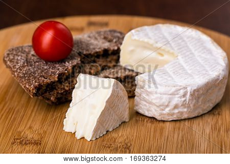 French Cheese And Bread