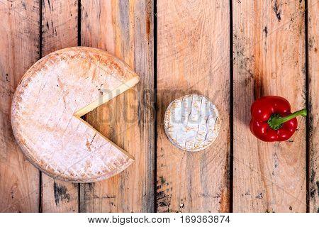 Cheese - Pac-man
