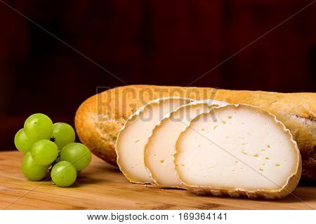 French Cheese - Rondin De Brebis