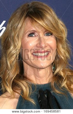 PALM SPRINGS - JAN 2:  Laura Dern at the Palm Springs International FIlm Festival Gala at Palm Springs Convention Center on January 2, 2017 in Palm Springs, CA