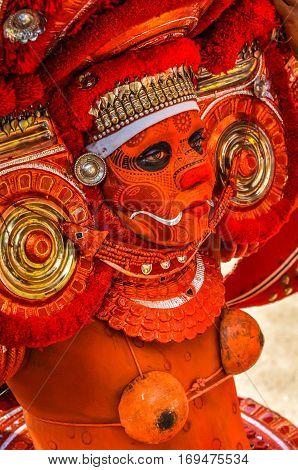 Ritual In Kerala