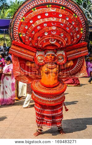 Large Costume In Kerala