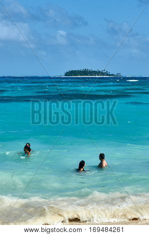 The Sea Of San Andres