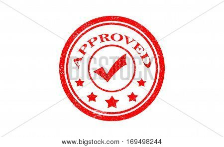 approved. stamp. red round grunge approved sign.