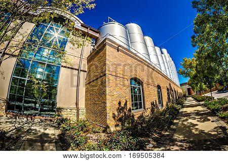 FLETCHER NC October 15 2016 - Sierra Nevada Brewery