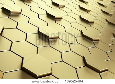 Abstract background which can be used as a design element. 3d illustration