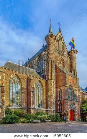 The Pieterskerk is a late-Gothic church in Leiden dedicated to Saint Peter Netherlands