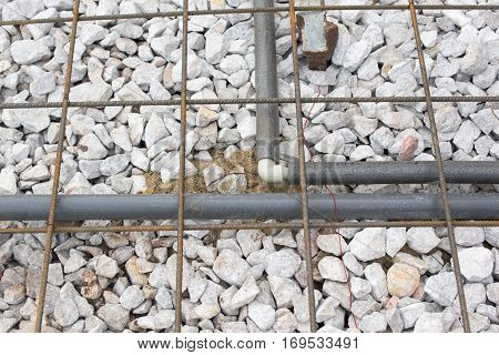 Construction of watter supply nettwork and armature