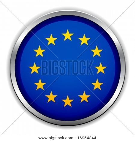 Vector EU flag