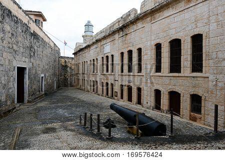 El Morro Fortress At Havana