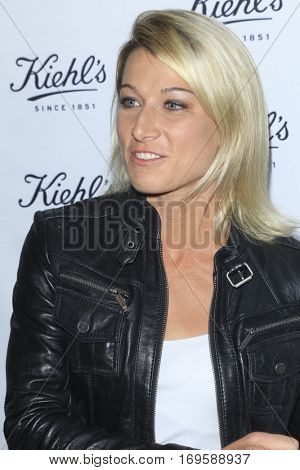 LOS ANGELES - SEP 22:  Jessie Graff at the Kiehl's LifeRide for Ovarian Cancer Research at Kiehl's Store  on September 22, 2016 in Santa Monica, CA