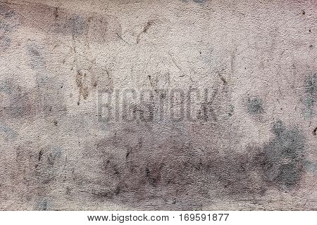 Old weathered grungy cement wall texture