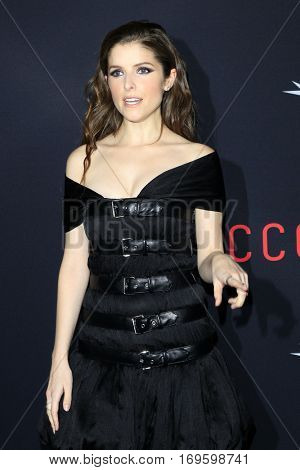 LOS ANGELES - OCT 10:  Anna Kendrick at the