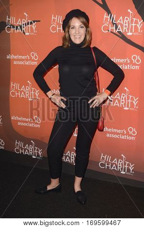 LOS ANGELES - OCT 15:  Jennifer Zaborowski at the 5th Annual Hilarity for Charity Variety Show: Seth Rogen's Halloween at Hollywood Palladium, on October 15, 2016 in Los Angeles, CA
