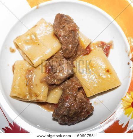 Beef Sauce Genovese