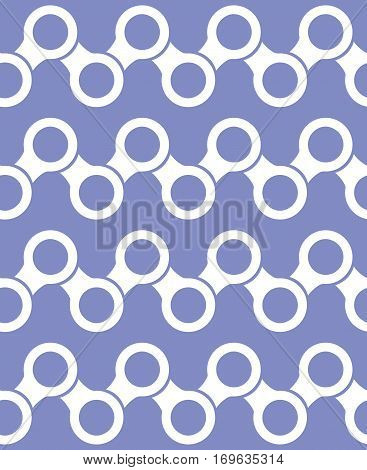 Vector seamless bright pattern. Modern stylish texture. Repeating geometric tiles with hexagonal elements