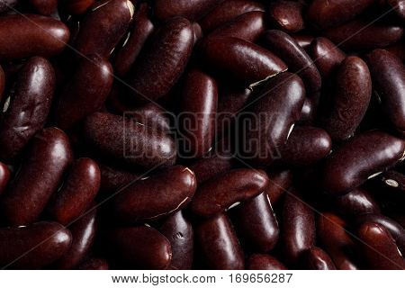 red bean raw food ingredient texture macro close up detailed