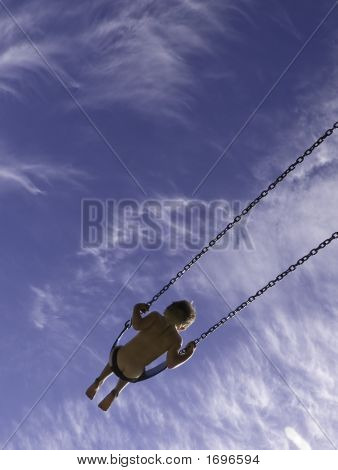 Swing And Sky