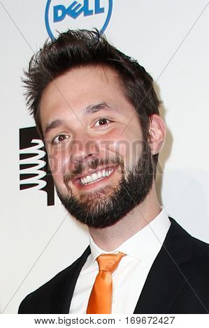 NEW YORK-MAY 19: Co-founder of Reddit Alexis Ohanian attends the 18th Annual Webby Awards on May 19, 2014 at Cipriani Wall Street in New York City.