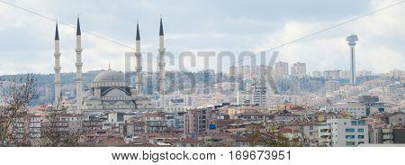 Ankara skyline - Turkey