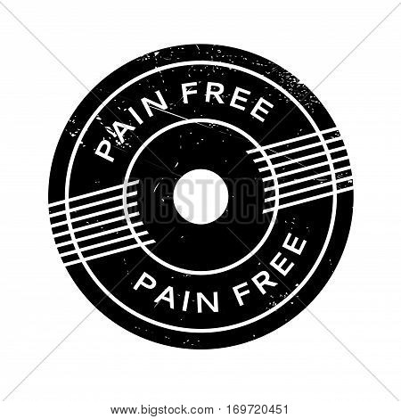 Pain Free rubber stamp. Grunge design with dust scratches. Effects can be easily removed for a clean, crisp look. Color is easily changed.