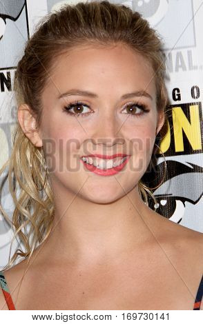 Billie Lourd arrives the