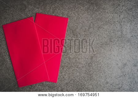 Chinese new year festival decorations, red packet