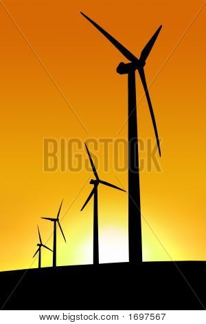 Sunset Wind Farm