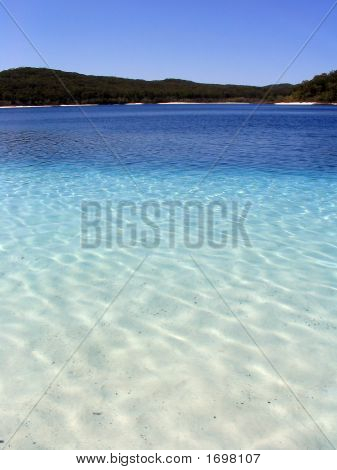 Lake Mckenzie Australia Water