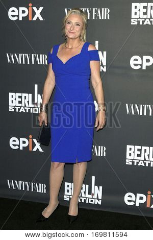 LOS ANGELES - SEP 29:  Caroline Goodall at the