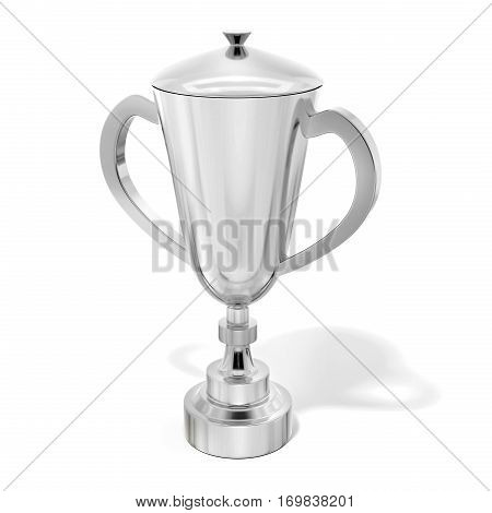 Champion Silver Trophy Cup