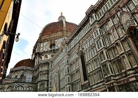 Santa Maria Del Fiore Cathedral, Florence, Italy