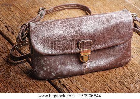 Mould On Bag