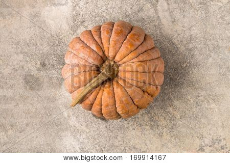Top View Of Cinderella Squash