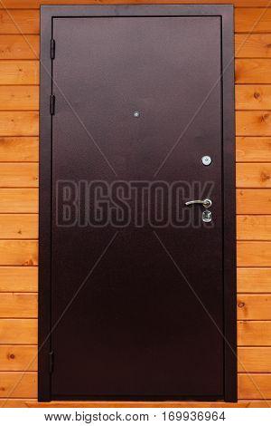 house entry door