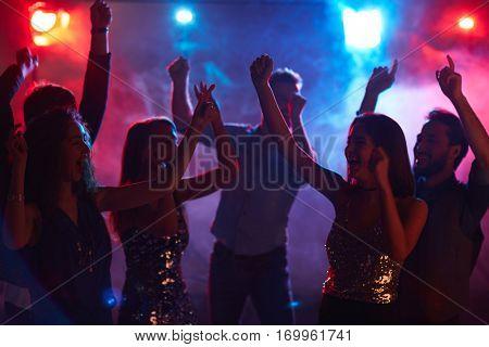 Ecstatic dancing