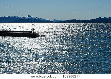 View Of Nahuel Huapi Lake