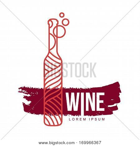 Wine Logo Templates