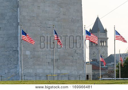 Washington Monument - Washington D.C. United States of America