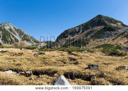 Highland in Mt.Tateyama