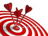Success target poster