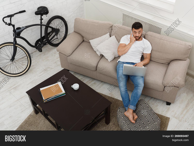 Freelance Remote Work Image & Photo (Free Trial) | Bigstock